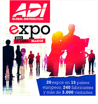ADI Expo Madrid 2017