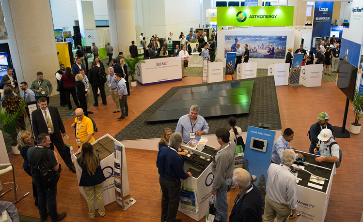 Intersolar North America 2017
